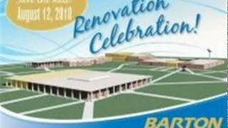 Barton LRC Renovation Celebration Cougar Pause track I