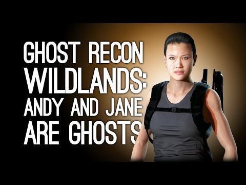 Ghost Recon Wildlands Gameplay: Let's Play Ghost Recon Wildlands Co-op! - JANE AND ANDY ARE GHOSTS