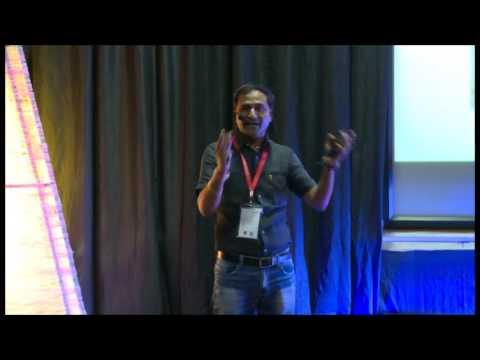 Inside Punsari: A model Indian village   Himanshu Patel   TEDxDAIICT