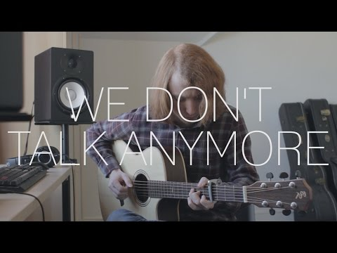 Слушать песню James Bartholomew (Charlie Puth ft. Selena Gomez) - We Don't Talk Anymore (Acoustic guitar cover)