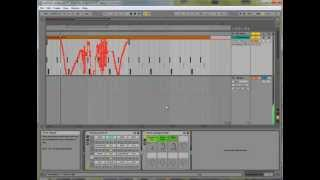 Recording Automation in Ableton Live 9