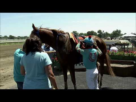 video thumbnail for MONMOUTH PARK 07-19-20 RACE 1