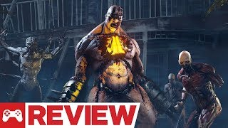 Killing Floor: Incursion Review (Video Game Video Review)