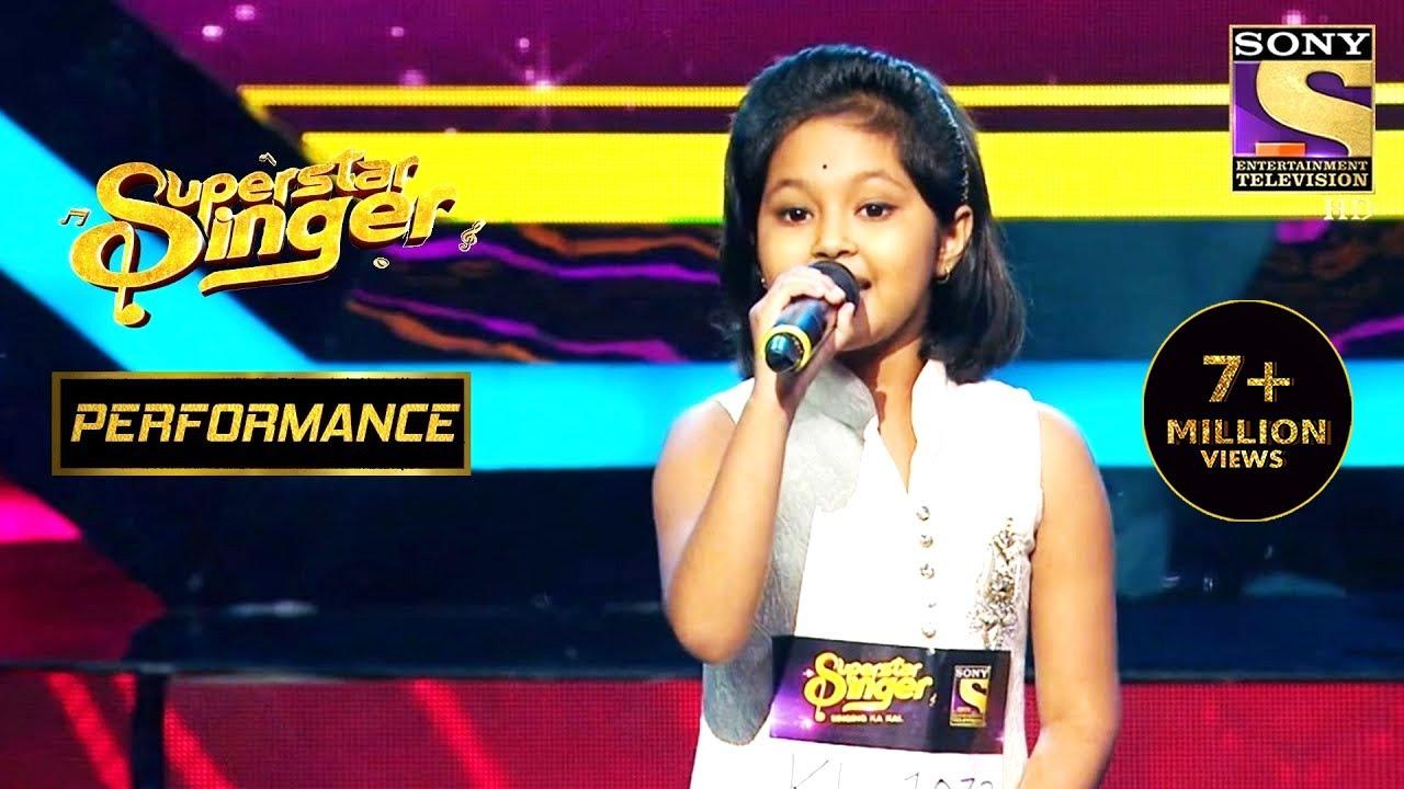 Download Prity's Super Performance Leaves The Judges In Awe | Superstar Singer