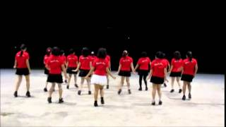 Really Really Love You (Sept 2014) - Line Dance By Kenny Teh