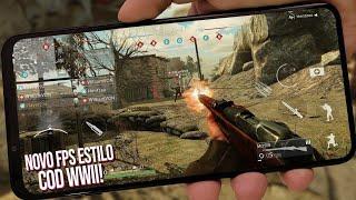 FINALMENTE SAIU NOVO JOGO Estilo COD e Battlefield para Android (Beta), Xcloud no Brasil em 2021 e+