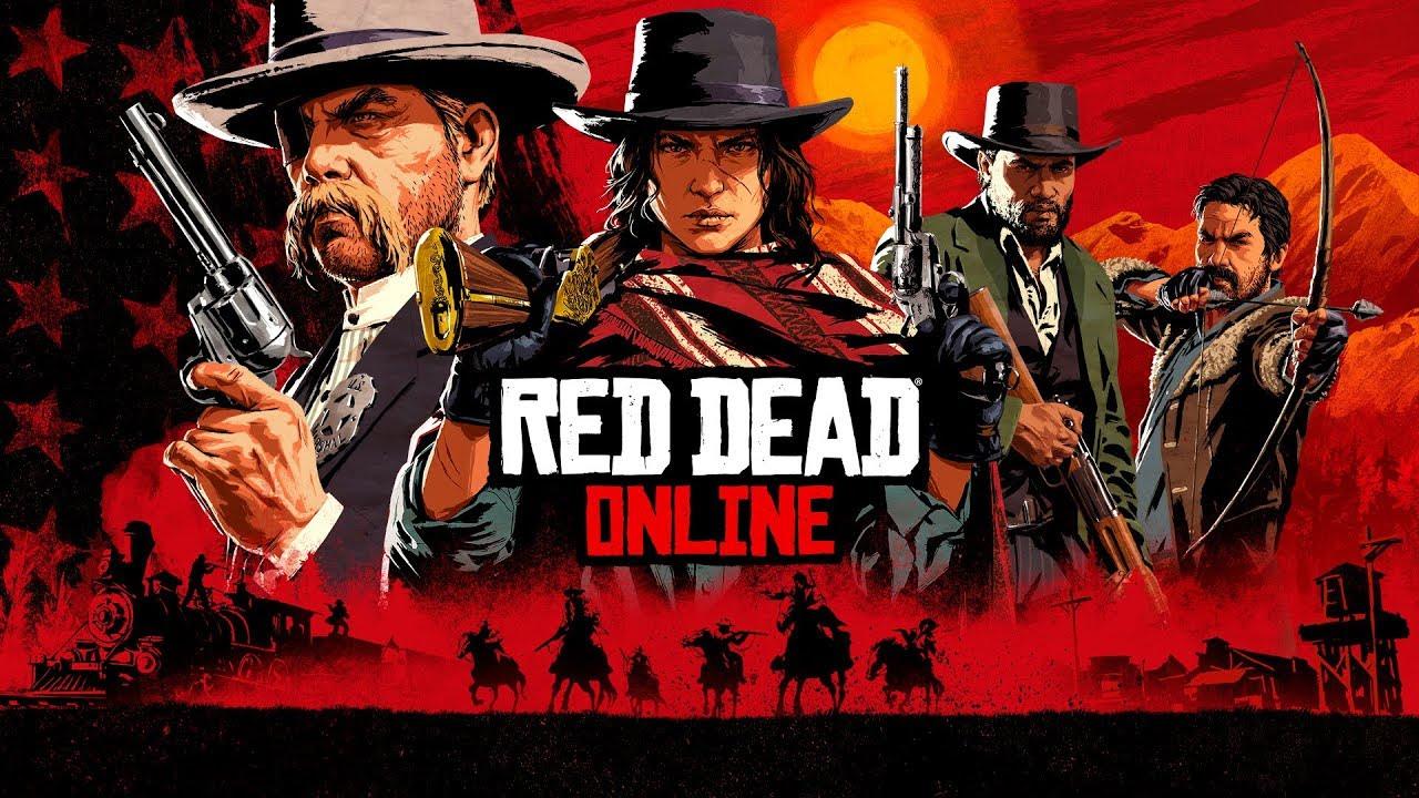 Rockstar Games: Red Dead Online