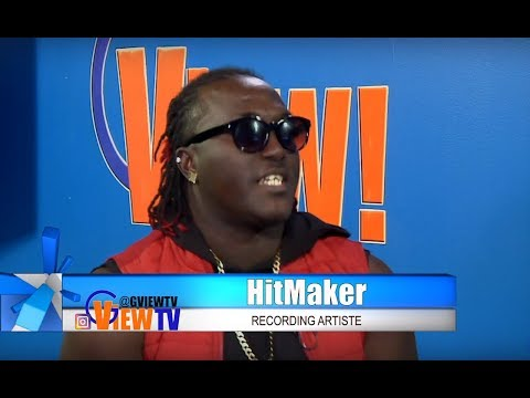 HitMaker talks about corruption in music and also premiere his new video nozzle up
