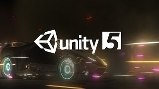 Official Unity 5 Feature Preview Trailer