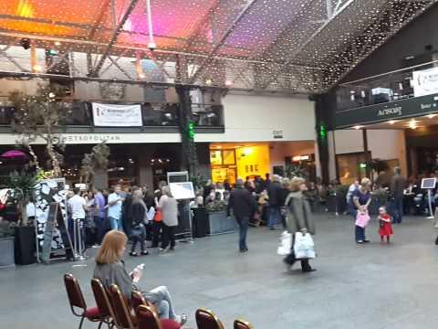 Merchant Square Glasgow-Scotland