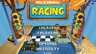 Nicktoons Racing (2000) — Gameplay (Игровой процесс)