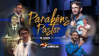 25 ANOS MINISTÉRIO REV. JR VARGAS | PARTE 2