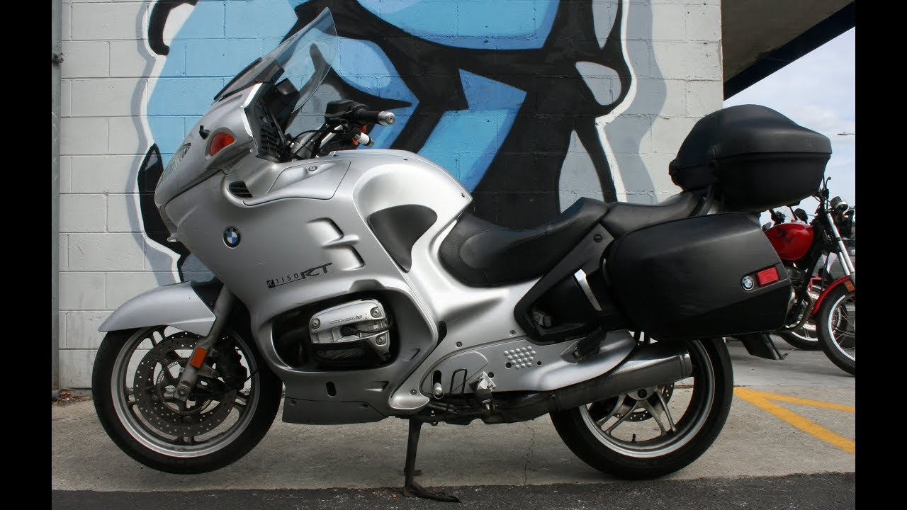 2002 bmw r1150rt euro sport touring comfort on a budget  [ 1280 x 720 Pixel ]