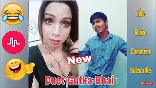 Rohit Kumar (Gutkha bhai) Duet With beautiful Girls of musically india
