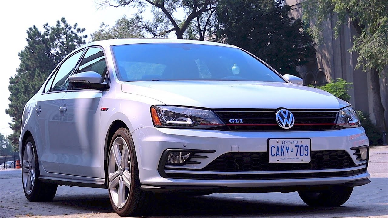 Vw Jetta Gli Review