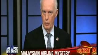 Malaysia Flight MH370 'Hijacked by Pakistan' - Fox News (22Mar14)