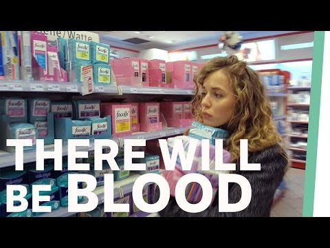 Periode: Lasst uns bluten. Hacks und Tipps mit Lu Likes | AUF KLO