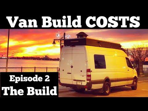 episode-2-the-van-build-|-van-build-tiny-house-|-what-does-it-cost?