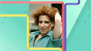 BETTE MIDLER  favorite waste of time