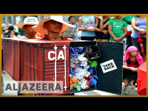 🇨🇦 🇵🇭 Canada to remove rubbish from Philippines by end of June | Al Jazeera English