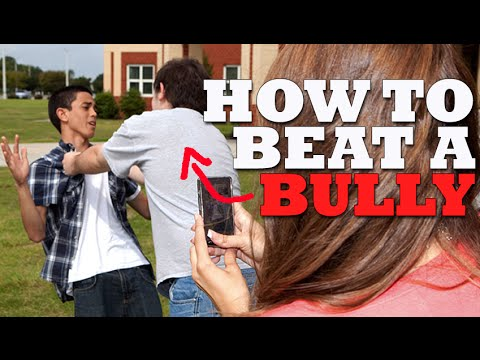 How Should Fight My Bully