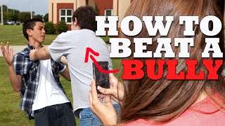 How Should I Fight my Bully - Ways to Stop Bullying thumbnail