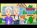 My Town : Grandparents - New Update Here with New Character and More!!