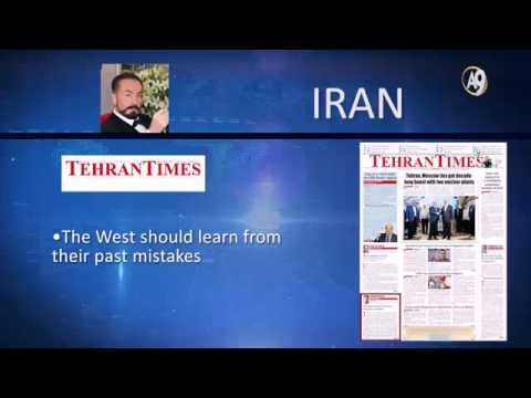 Mr. Adnan Oktar's articles published int the world press in September...
