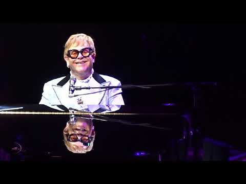 Elton John - The Bitch Is Back - TD Garden, Boston, MA 10-06-2018 Mp3
