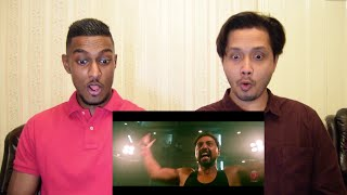 Zulfiqar trailer reaction by Stageflix