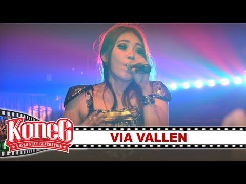 KONEG LIQUID feat VIA VALLEN - MORENA [Liquid Cafe] [LIVE PERFORMANCE]