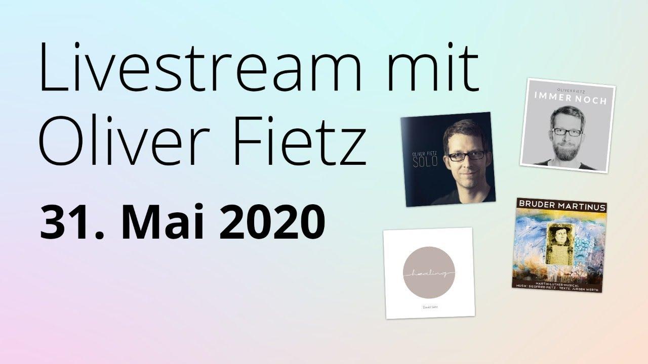 Online-Konzert am 31.05.2020