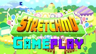 Stretchmo-3DS Gameplay