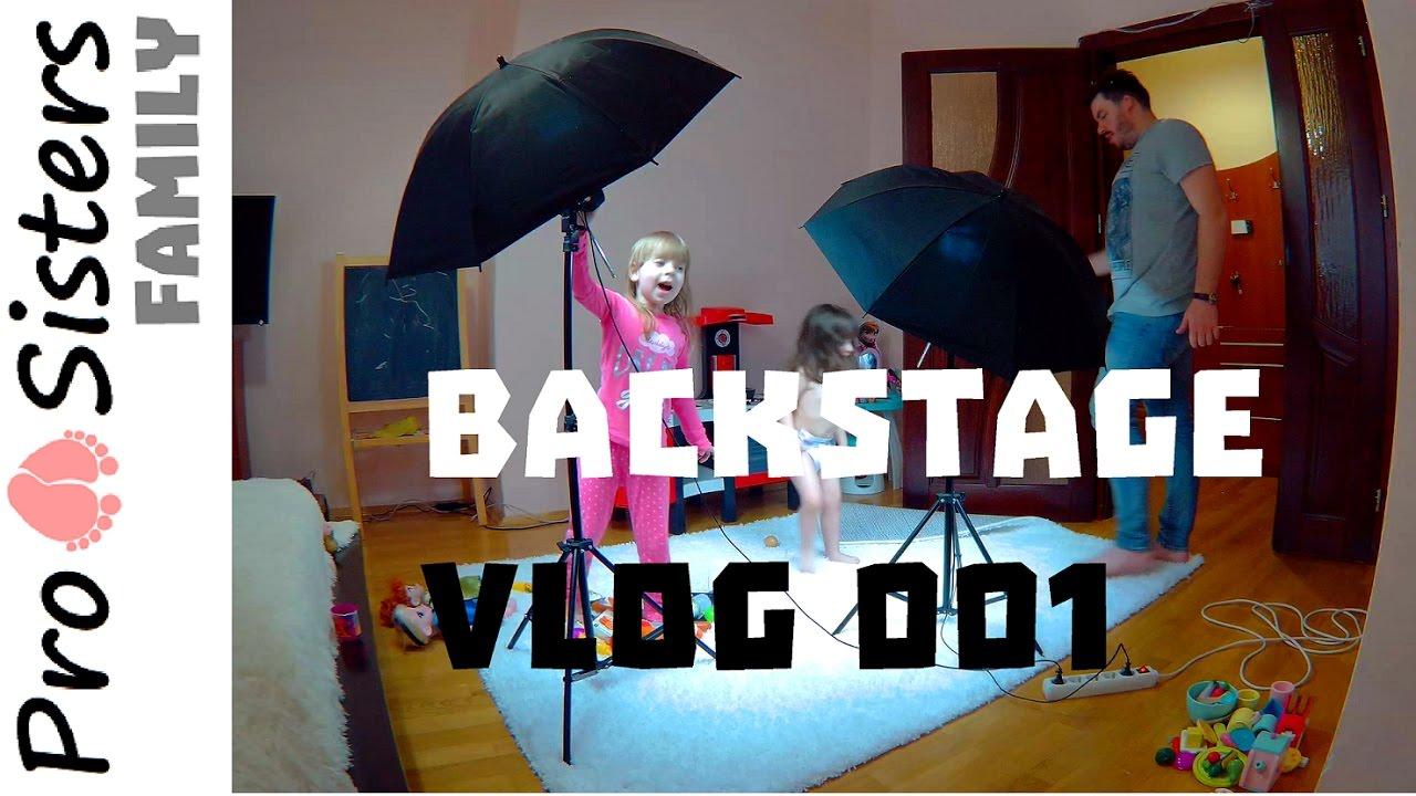 VLOG 001 Видео обзор кухни Mini Tefal Smoby Как мы снимали видео