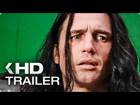THE DISASTER ARTIST Trailer (2017)