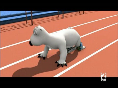 El oso Berni  1x34  Carrera de Velocidad  YouTube