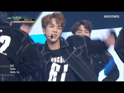 The Boyz - Giddy Up [Music Bank Ep 929]