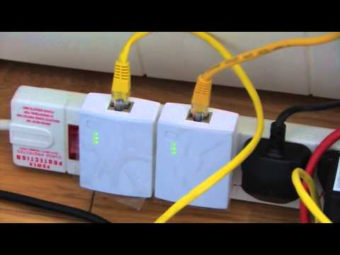 TP Link Powerline Network Adapters - Ultra Cheap And Ultra Good!