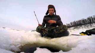 Подледная рыбалка 2016.Рыбалка в Якутии
