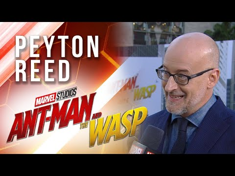 Peyton Reed Live at Marvel Studios' Ant-Man and The Wasp Premiere