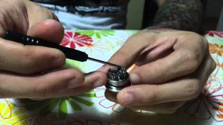 the omerta rebuildable drip type atomizer by critical minds