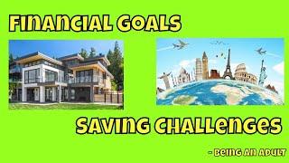 Saving Money Challenge | Financial Goals