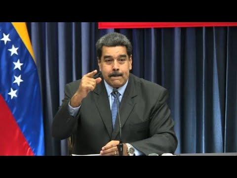 afpes: Banquete de Maduro en Turquía indigna a venezolanos