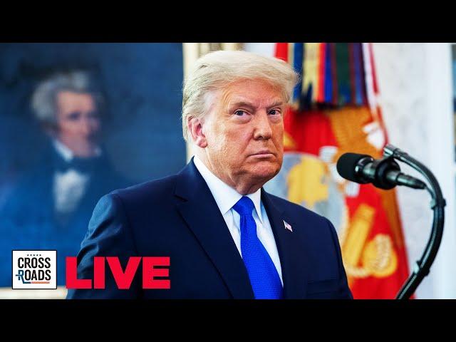 LIVE: President Donald Trump's Departure Ceremony (Jan. 20) | Crossroads
