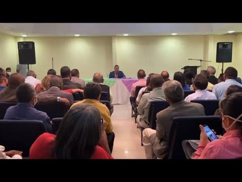 Más de 300 pastores de Apure asistieron a reunión liderada por el diputado Javier Bertucci