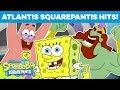 Atlantis SquarePantis Hits! 🎶 #TuesdayTunes   SpongeBob