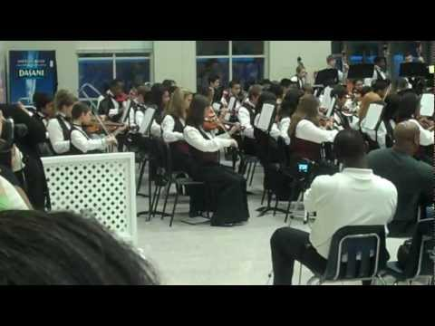 Alton C. Crews Middle School - 8th Grade Orchestra - Variations on a Well Known Sea Chantey