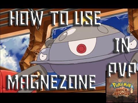 pokemon brick bronze how to get magnezone