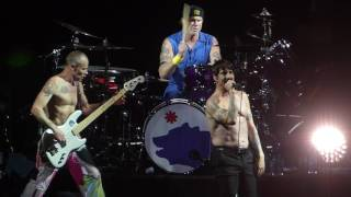 Give It Away Red Hot Chili Peppers Madison Square Garden New York 2 17 17