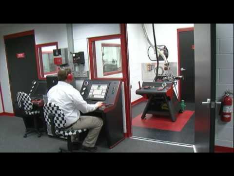 DYNO-mite Kart Engine Dyno Demonstration Video